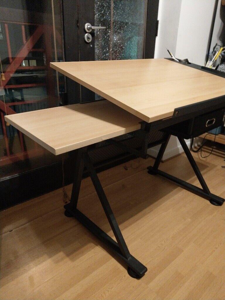 Remarkable Adjustable Art Desk In Hackney London Gumtree Download Free Architecture Designs Embacsunscenecom