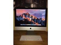 "Apple iMac 21.5"" Mint Condition Loaded 16GB RAM 2.5GHz i5 Intel CPU! Incl. Apple Wireless Keyboard"