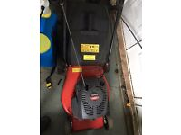 Champion Petrol Rotary lawnmower R484 SP