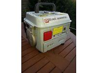 Generator for spares or repairs.