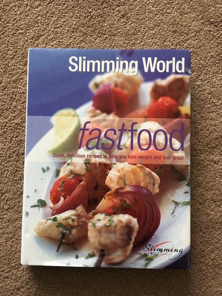 Slimming world fast food recipe book in gillingham kent gumtree slimming world fast food recipe book forumfinder Gallery