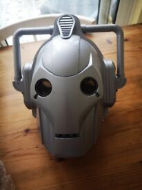 Cyber man voice changing mask