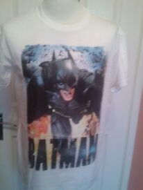 Official DC Comics Batman T-shirt Brand new with tags (various sizes available)