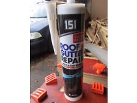 Roof Gutter Repair Sealant