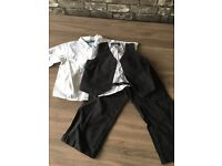 Boys Suit from M&S age 2-3