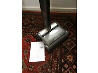 Gtech Ram CORDLESS vacuum cleaner FOR SALE with charger and instruction book