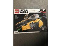 Brand new LEGO 75281. Anakin's Jedi Interceptor.
