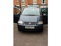 VW SHARON 1.9 TDI FOR SALE lovely family car
