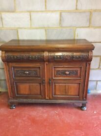 Antique sideboard for restoration