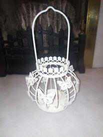 Shabby chic accessories .. lantern