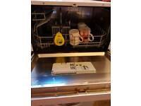 Table top bush dishwasher g w o free delivery