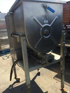Used 180A Mixer Grinder - Hollymatic Corporation