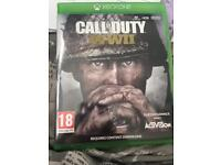 Xbox one Call of duty WWII £20