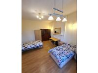 Massive Double Room to Rent in Ebbsfleet Road, Willesden Green,NW2, Couples Accepted.