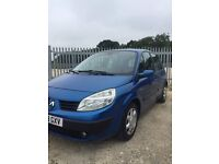 2003 Renault Scenic 1.6 Petrol . Great condition