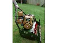 Webb cylinder mower