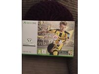 Xbox 1 with FIFA 17 brand new
