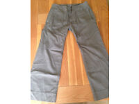 """Diesel Cargo Style Comfort Fit Men's Trousers (34""""R) (never worn) JUST REDUCED"""