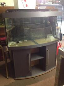 4ft jewel curved tank for sale