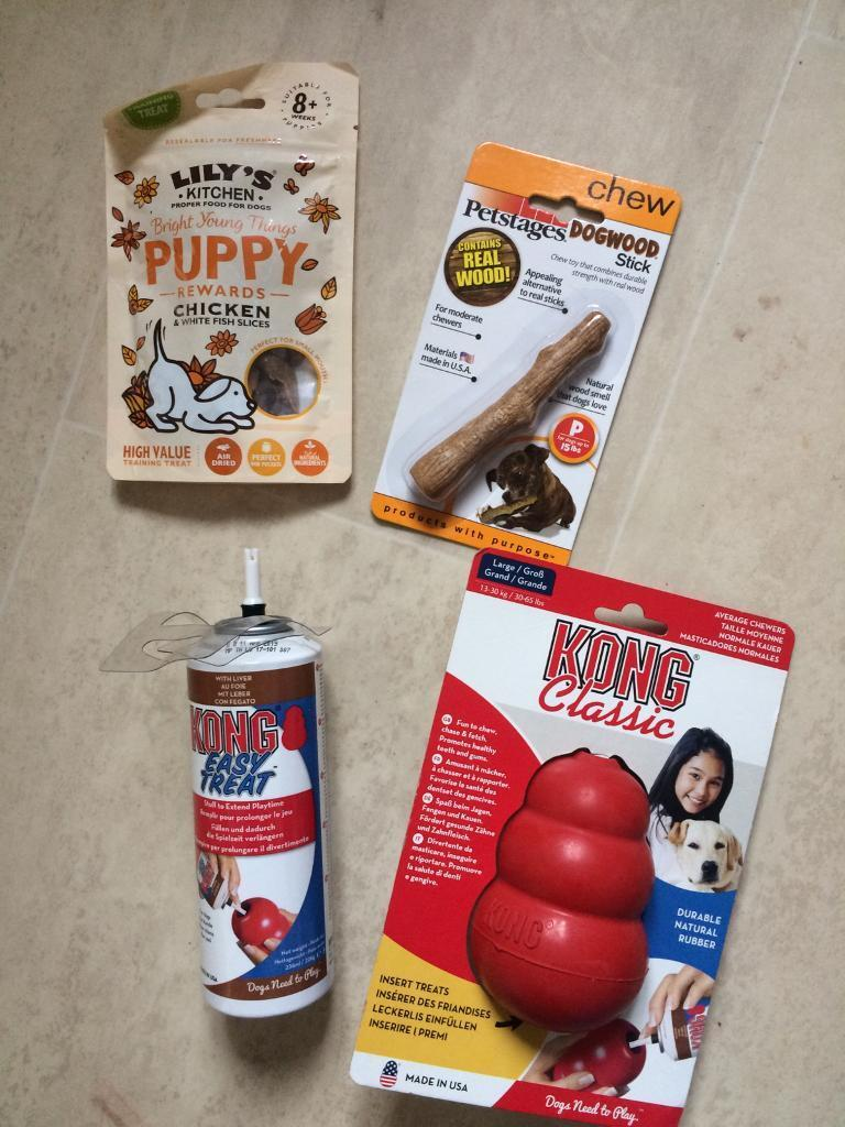 Dog/puppy bundle new with