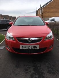 Vauxhall Astra Excite 2012 (5dr)
