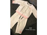 Hugo Boss tracksuit
