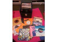 Over 60 vinyls