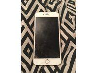 SMASHED iPhone 6 Plus 16gb