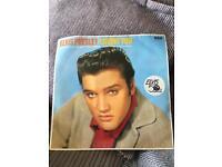 Elvis Presley Loving You vinyl