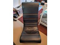 Gaming Chair - X-Rocker (COLLECTION ONLY)