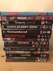DVDs rated 12