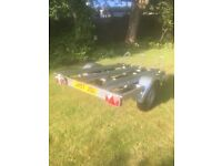 3 Moterbike Trailer - ONE OF A KIND!! Holds 3 bikes
