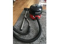 Henry Hoover, like new!