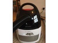 John Lewis 14 C Bagged Vacuum Cleaner - Brand New