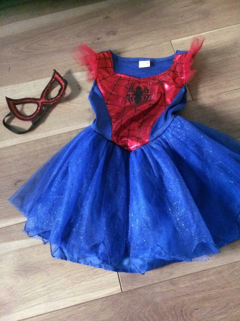 Spider Girl outfit