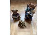 Adorable Collectibles - Teddy Bear Music & Money Boxes