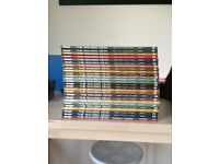 Walking Dead Graphic Novels vol 1-26