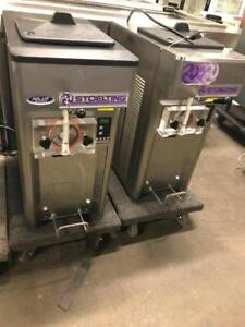 Stoelting & Taylor counter top single serve ice cream machines ( like new ) only $3499 ! Retails about 10,000+
