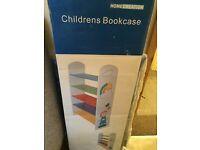 New Kids book shelf BARGIN £15