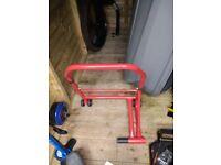 Ducati 1198 paddock stand