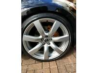 Nissan GTR wheels 20inch
