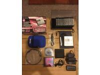 Sony Minidisc MZR-55 + lots of accessories!