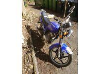 Sanya 125cc spares or repairs.. Reasonable offers