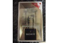 New Sony in-ear headphones