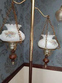 floor to ceiling lamp