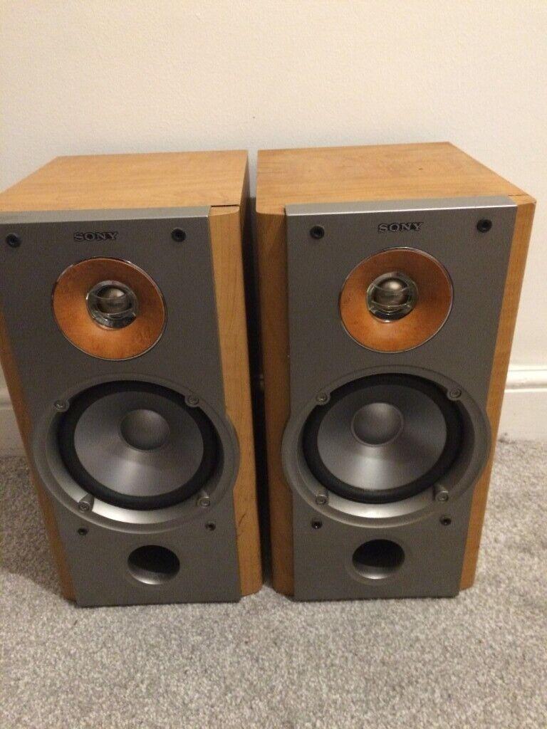 sony mhc nx1 speakers