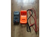 Blue point multimeter