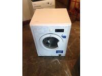 7KG & 1600 Spin INDESIT IWE714 Washing Machine (Fully Working & 4 Month Warranty)