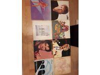 Rock Vinyl record collection x20 job lot - Floyd - 10cc - T-rex etc
