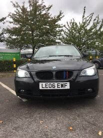 Bmw E60 2.0 Diesel ...2006 ...automatic ...leather!!!!